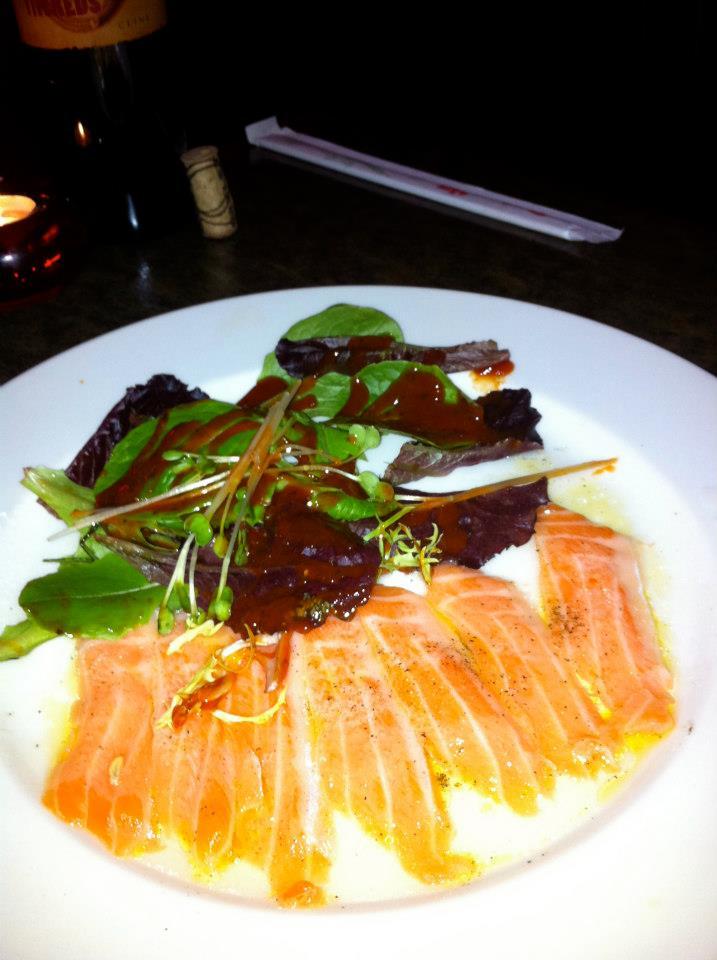 20 salmon salad