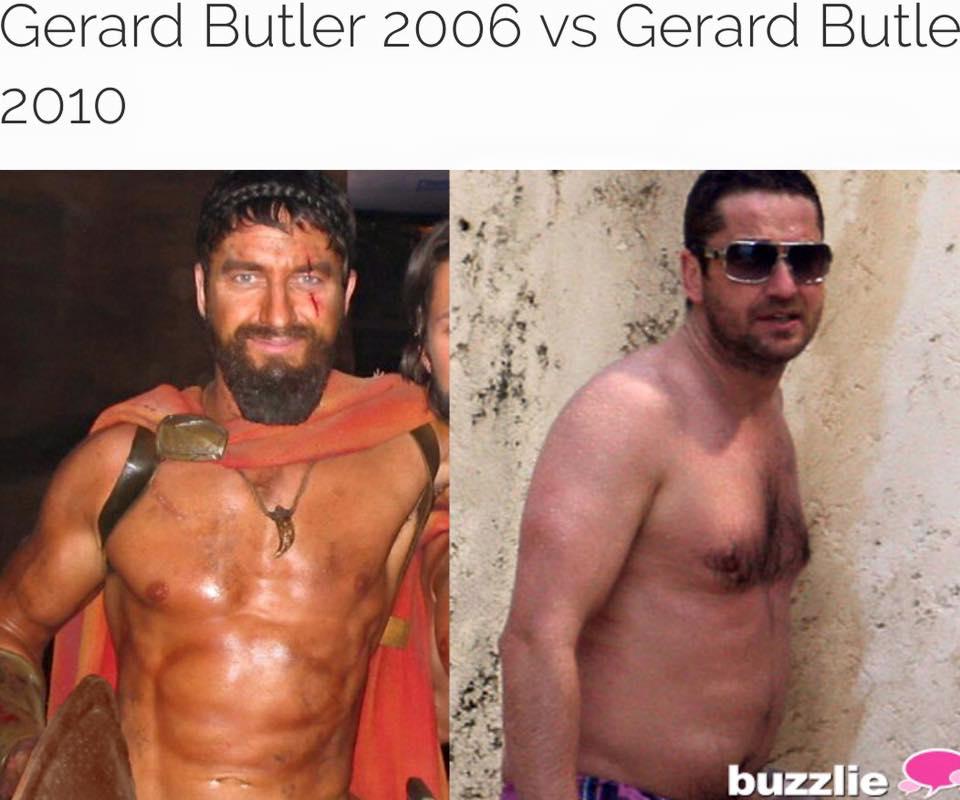 6 gerard butler