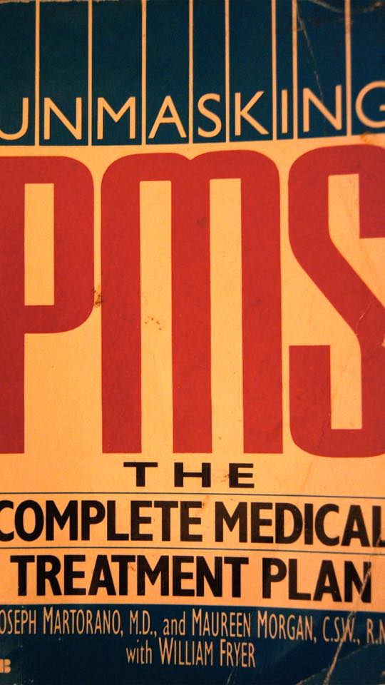 PMS The Complete Medical Treatment Plan