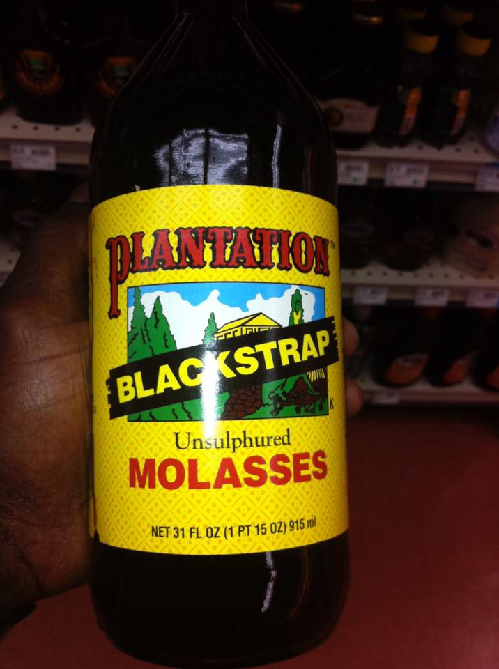 blask strap molasses